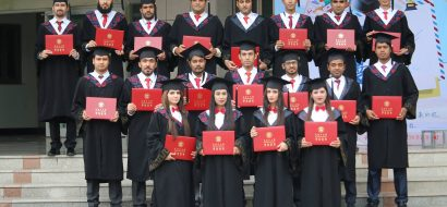 9th Batch graduated | Shihezi Medical University | BMDC & MCI Listed | PM&DC Approved